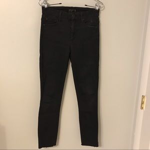 Mother High Waisted Looker size 24